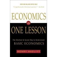 Economics in One Lesson 一课经济学 英文原版 平装