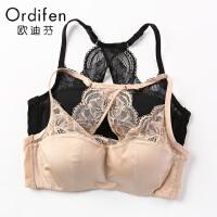 【2件3折到手价约:116】欧迪芬抹胸文胸蕾丝性感内衣抹胸XB8202