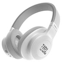 JBL E55BT 可折叠便携头戴式蓝牙耳机 无线立体声音乐耳机 红色 /黑色 /蓝色 /白色 /青色