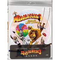 正版卡通动漫 动画片 马达加斯加3(蓝光碟 BD50)