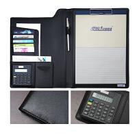 多功能销讲夹经理夹销售工作手册文件夹公文包可定制logo