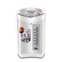 AUX/奥克斯 AUX-8039电热水瓶电开水瓶多段保温5L家用全不锈钢烧水壶冲奶加厚不锈钢