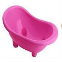 仓鼠浴室仓鼠小号浴盆洗澡专用宠物用品仓鼠用塑料制品6cc