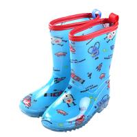 儿童雨鞋雨靴男童女童宝宝防滑款韩版小孩学生可爱水鞋