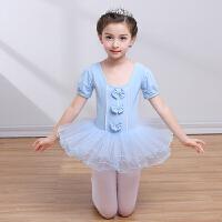 儿童舞蹈服女练功服公主裙中国舞考级服儿童演出服女蓬蓬裙表演服