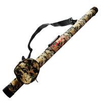 1.2米品质鱼竿专用路亚护竿筒 钓鱼用品 渔具用品