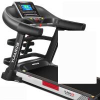 跑步机家用款商用多功能彩屏超静音折叠电动健身房器材 4_8008S升级 7�祭镀晾堆腊� 多功能