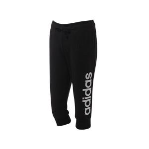 adidas阿迪达斯女装运动中裤2018运动服S97150