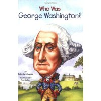 Who Was George Washington?漫画名人传记:乔治-华盛顿ISBN9780448448923