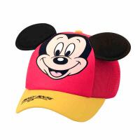 迪士尼乐园开园款儿童帽子男童遮阳帽 女童鸭舌帽可爱米奇沙滩帽