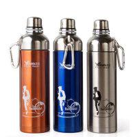 华亚保温杯500ml真空风度户外运动瓶保温保冷瓶登山户外杯防漏HD3-500