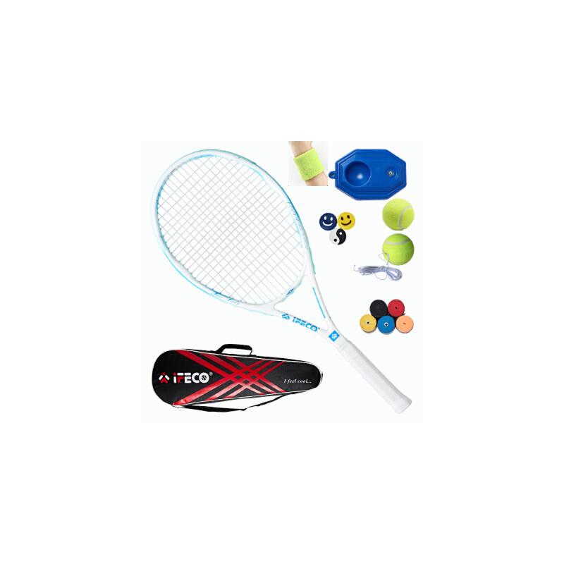 网球拍单人初学者套装男女士通用双人碳素专业带线球训练器 发货周期:一般在付款后2-90天左右发货,具体发货时间请以与客服协商的时间为准