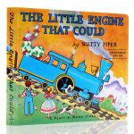 勇敢的小火车头做到了 The Little Engine That Could 英文原版 培养自信心 纸版书 世纪经典