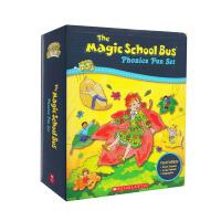 神奇校车自然拼读法套装 英文原版 英文平装 Magic School Bus Phonics