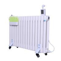 加水电暖气片注水加水电暖器节能省电加热钢制取暖器智能温控
