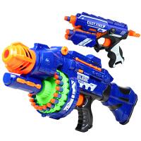 电动连发软弹枪儿童玩具枪安全软发射器狙击枪男孩生日礼物