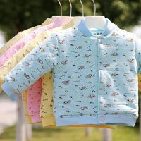 婴儿棉衣 幼儿童装秋冬季小童冬装外套 男童女童棉袄内胆