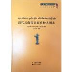 清代云南傣语族系种人图志