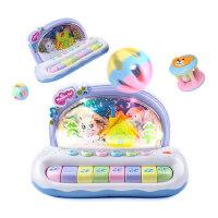 新生婴儿玩具6-8-12个月儿童益智男孩女孩宝宝幼儿0-1-3岁手摇铃7