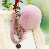 可爱花千骨宫铃铛汽车钥匙扣女书包挂件钥匙链圈环韩国创意小礼品