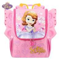 迪士尼幼儿园书包苏菲亚小女孩双肩包宝宝可爱公主儿童背包5岁