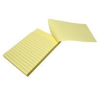 新华书店 N次贴31077黄线条可再贴便条纸