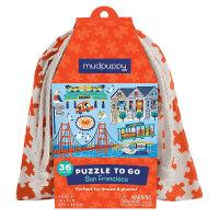 Mudpuppy San Francisco To Go Puzzle 旧金山拼图