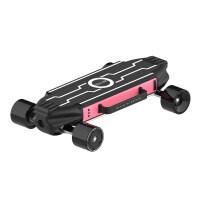 四轮电动滑板车极限运动代步无线遥控滑板