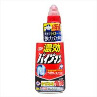日本原装 狮王 LOOK通渠下水管道疏通剂浴室厨房分解毛发浓缩450ml