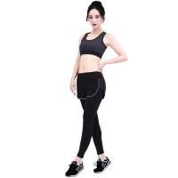 健身房服女 高温瑜伽运动背心愈加服跑步跳操服 单背心 支持礼品卡支付
