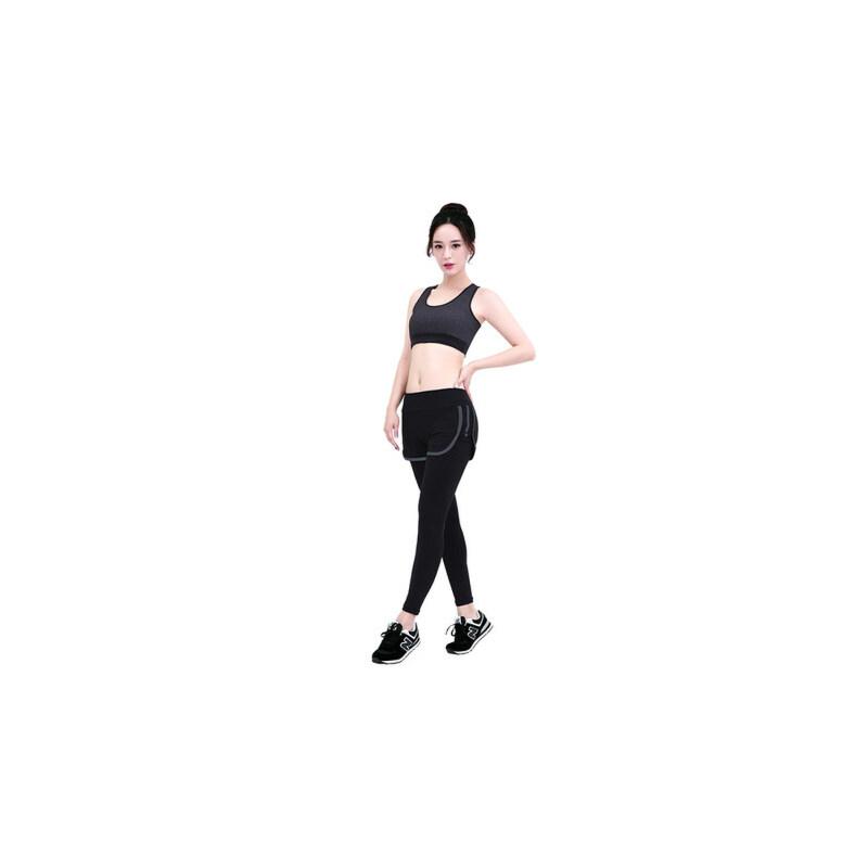 健身房服女 高温瑜伽运动背心愈加服跑步跳操服 单背心 支持礼品卡支付 品质保证 售后无忧 支持货到付款