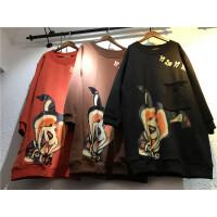 D4卫衣女秋冬卡通印花韩版学生宽松加绒加厚长袖上衣外套0.55