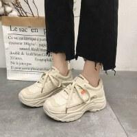 老爹鞋子女户外时尚智熏鞋女鞋女士学生韩版运动鞋潮