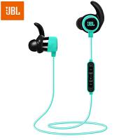 【当当自营】JBL Reflect Mini BT 青绿色 入耳式无线蓝牙运动耳机 苹果安卓通用带麦音乐游戏手机耳机