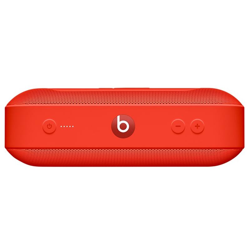 【当当自营】Beats Pill+ 便携式蓝牙无线音响 橘红色ML4Q2CH/A可使用礼品卡支付 国行正品 全国联保