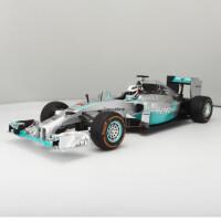 1:14奔驰AMG F1w05赛车F1方程式遥控赛车仿真电动高速跑车