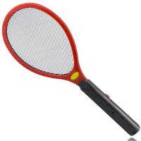 天网强力电蚊拍干电池式5号电子灭蚊拍苍蝇拍灭蝇蚊子拍家用