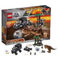 当当自营LEGO乐高Jurassic World/侏罗纪世界食肉牛龙回旋舱大逃生75929