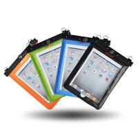 时尚苹果ipad4防水套防沙罩平板电脑PVC防水罩保护套 潮  可礼品卡支付