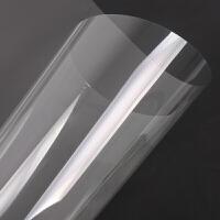 厨房防油贴纸透明安全防爆膜淋浴房无色玻璃家具贴膜壁纸防水墙纸 强化版 大