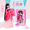 芭比娃娃换装大礼盒别墅城堡儿童公主玩具套装婚纱巴比洋娃娃女孩