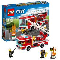 LEGO乐高城市系列 云梯消防车 60107