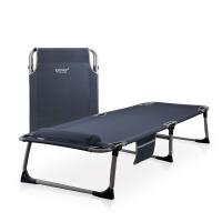 办公室折叠床单人午睡简易陪护床午休帆布行军床 A202 升级版183cm医护床