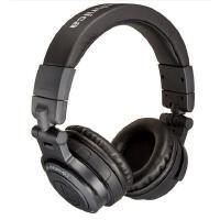 铁三角(Audio-technica)ATH-PRO500MK2 RD BK PRO500MK2 头戴式专业DJ监听耳