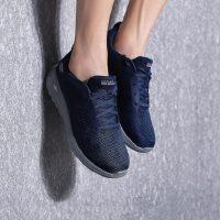 Skechers斯凯奇男鞋健步鞋轻质网布休闲运动鞋54601