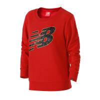 NewBalance/新百伦女装长袖T恤针织运动休闲套头衫AWT81550