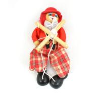 提线木偶拉线傀儡木娃娃手工木偶人娃娃匹诺曹戏剧提线木偶玩具