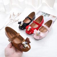 女童公主鞋2020春夏新款韩版软底童单鞋