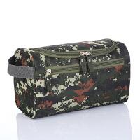 旅行洗漱包 便携化妆包多功能迷彩收纳袋 可折叠创意水迷彩收纳包