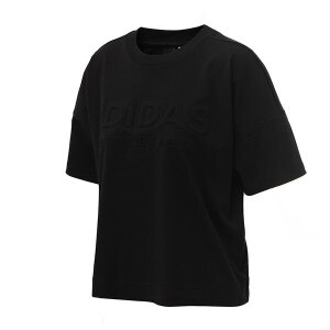 adidas阿迪达斯女装短袖T恤2018运动服BP7942